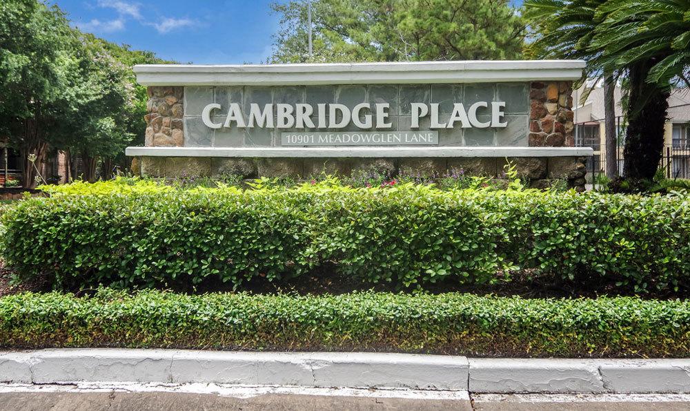 Cambridge Place ApartmentsHoustonTX