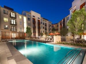 Pool at Listing #226850