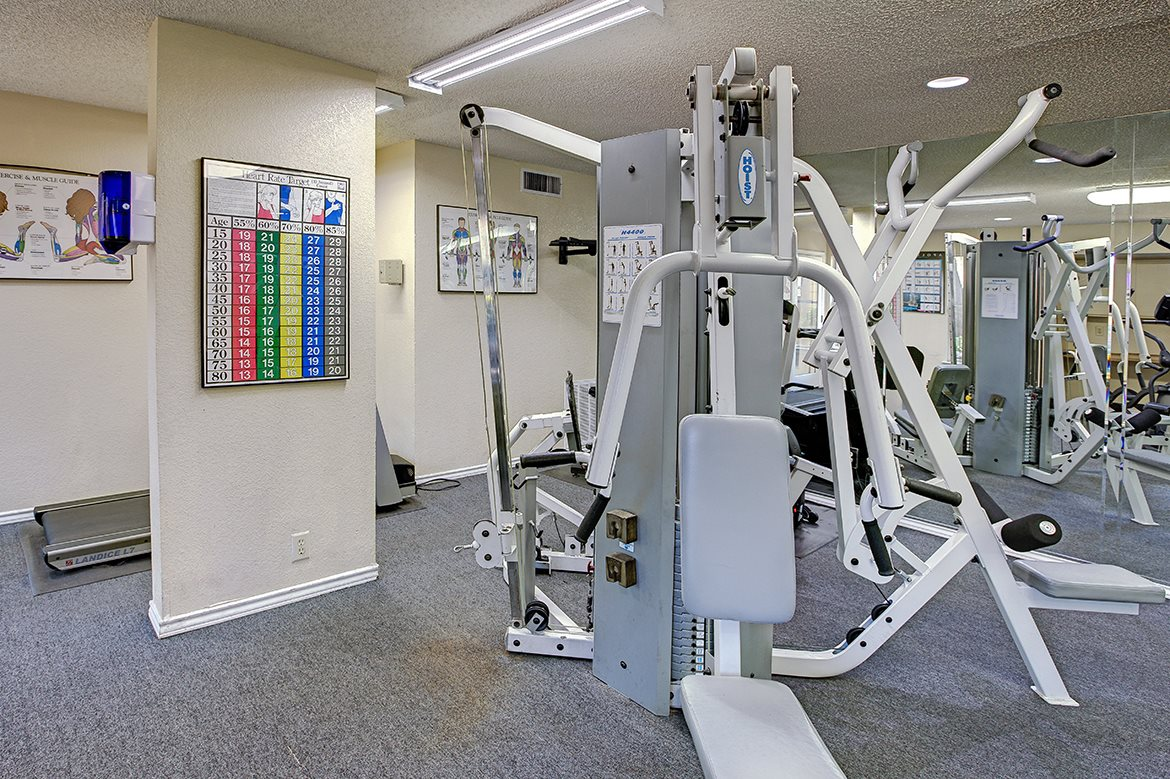 Fitness at Listing #135887