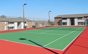 Tennis at Listing #137311