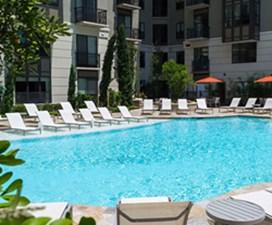 Pool at Listing #229077