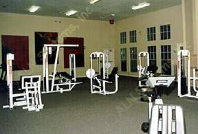 Fitness Center at Listing #138939