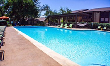 Pool at Listing #140248