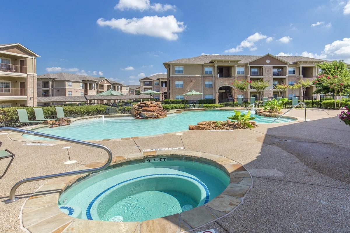 Pool at Listing #138122