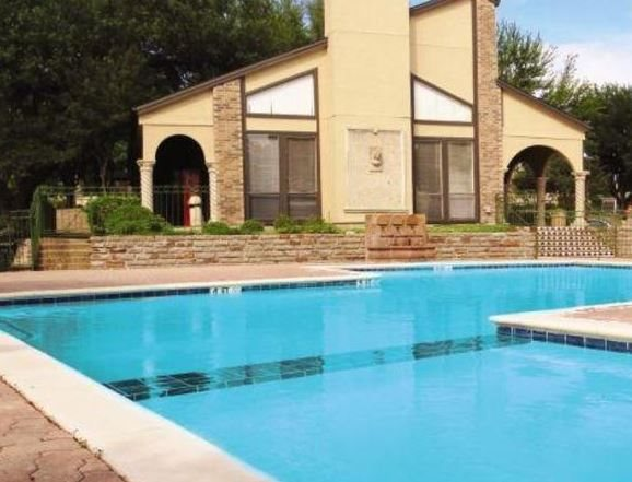 Pool at Listing #136235