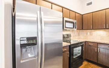 Kitchen at Listing #138892