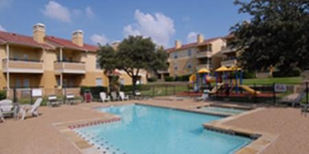 Pool at Listing #135652