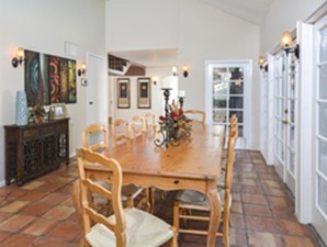 Dining at Listing #140898