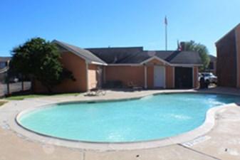 Pool at Listing #144461