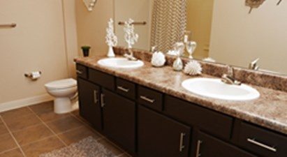 Bathroom at Listing #153269