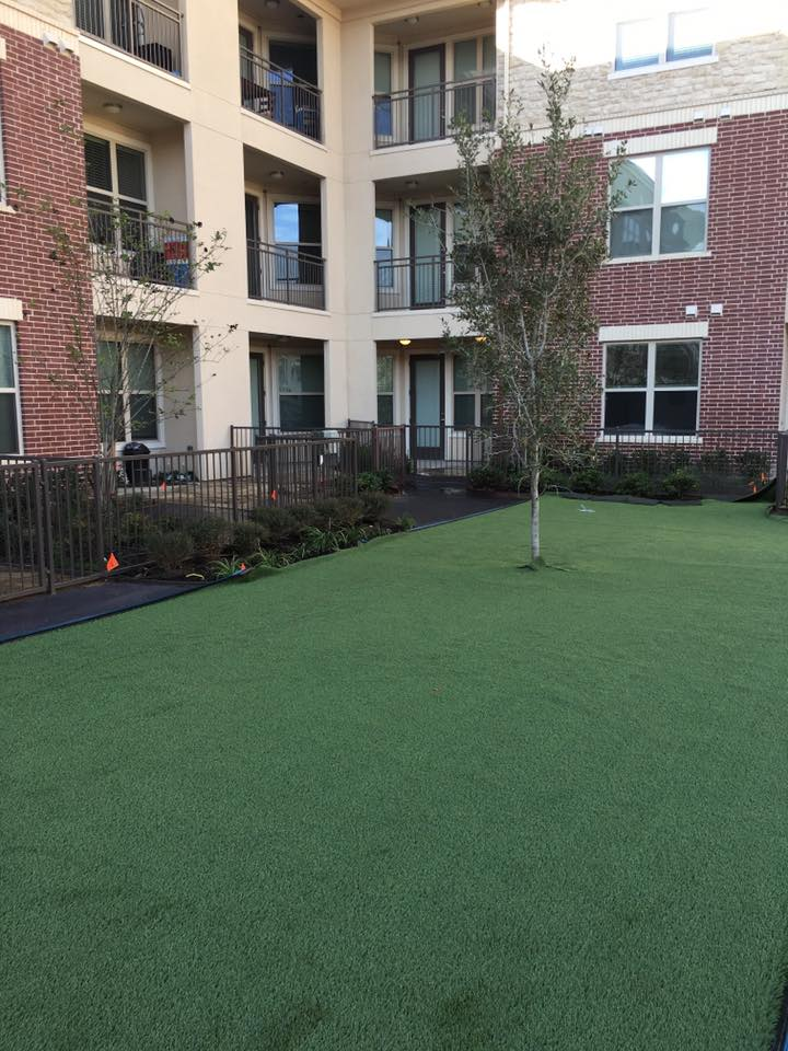 Courtyard at Listing #274979
