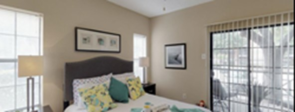 Bedroom at Listing #135711