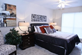 Bedroom at Listing #139665