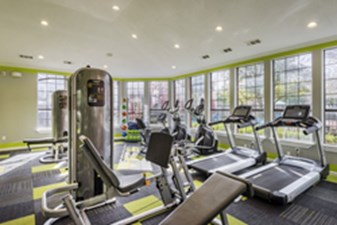 Fitness at Listing #138204