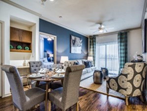 Living/Dining at Listing #147450