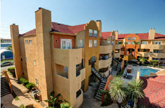 Seaside Village Apartments Galveston, TX