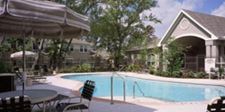 Pool at Listing #140122