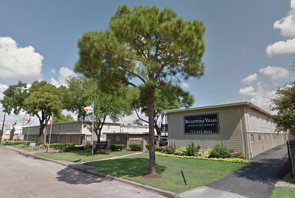 Bellestone Villas Apartments Hobby Airport TX