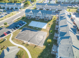 Aerial View at Listing #229046