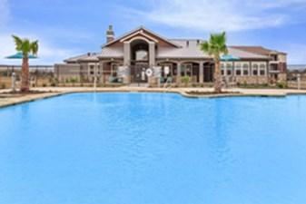 Pool at Listing #281244