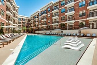 Pool at Listing #242305