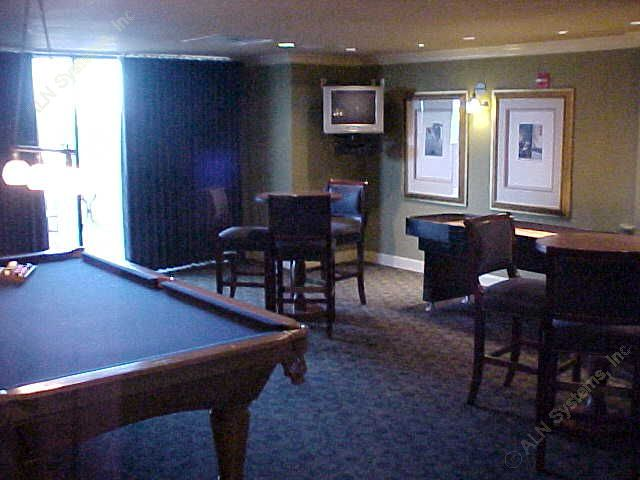 Game Room at Listing #138082