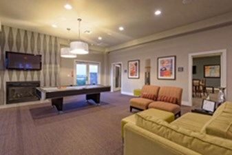 Clubhouse at Listing #147489