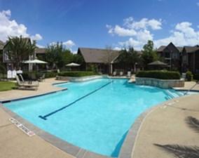Pool at Listing #138685