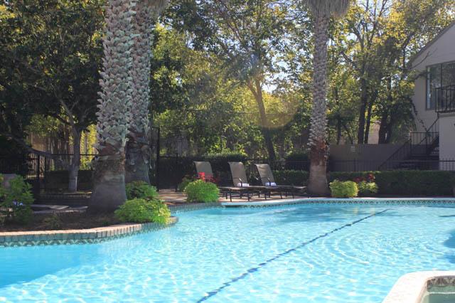 Pool at Listing #138642