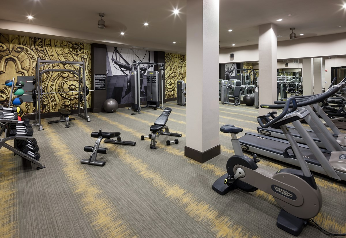Fitness at Listing #149261