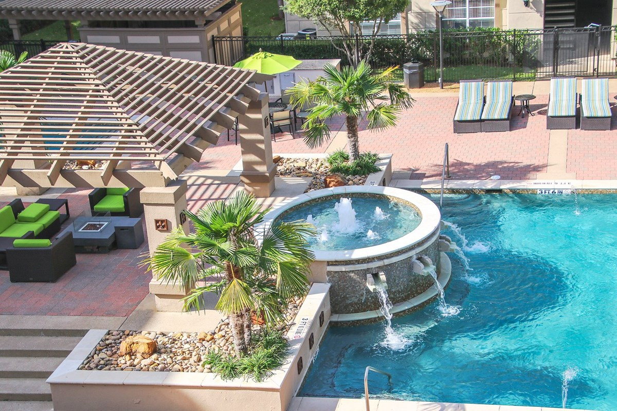 Pool at Listing #137805