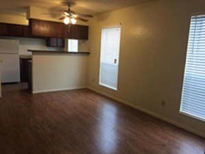 Living/Dining at Listing #212728