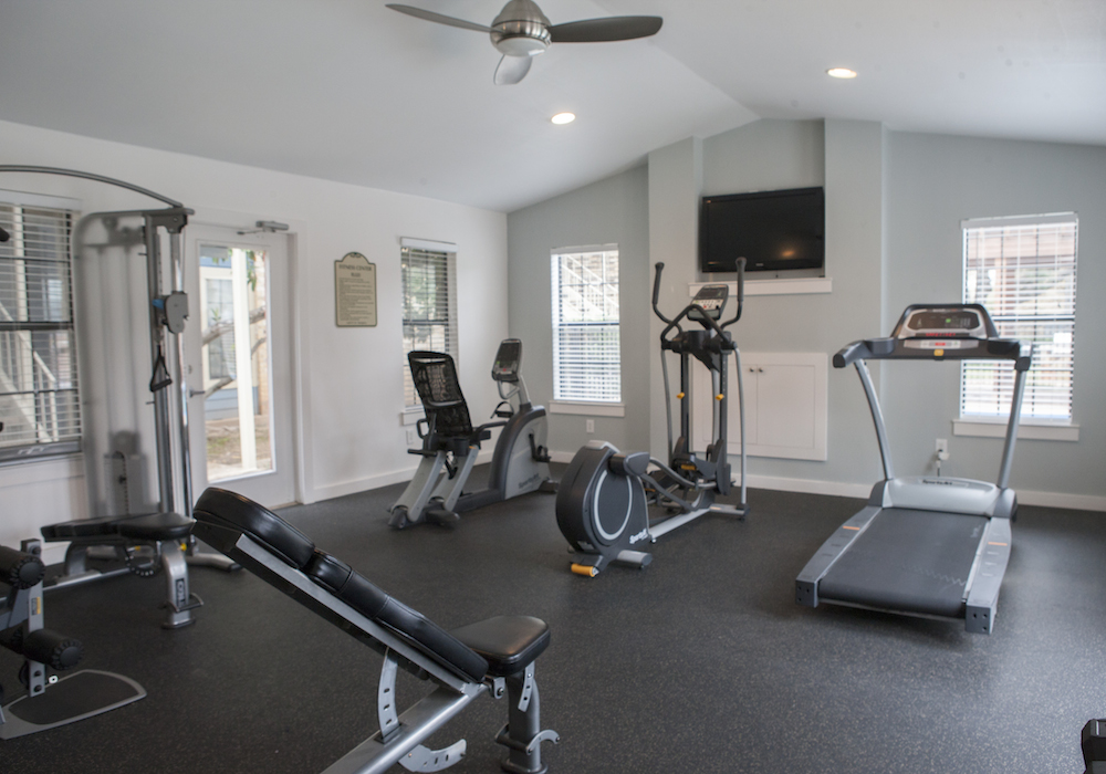 Fitness at Listing #140396