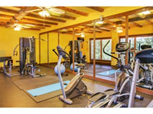 Fitness Center at Listing #140159