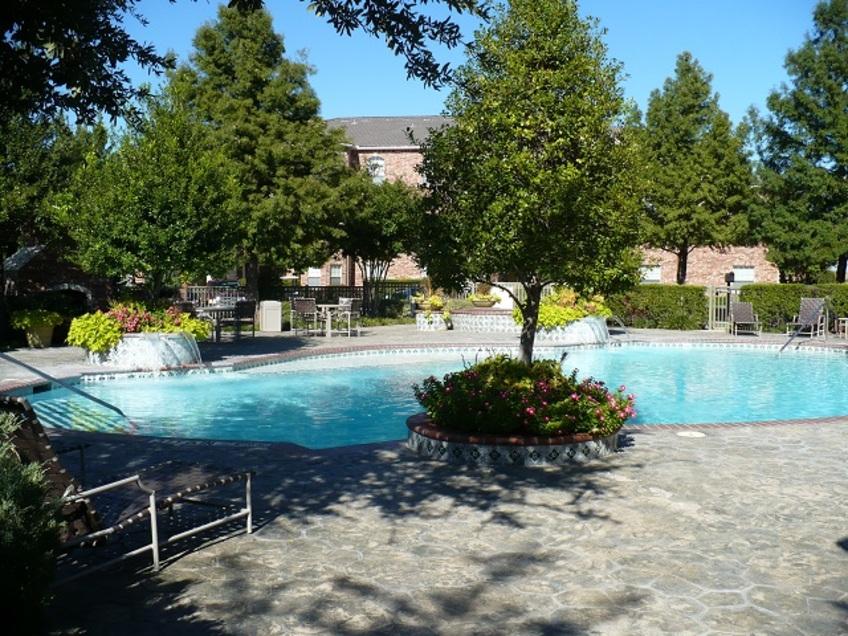 Pool at Listing #144083