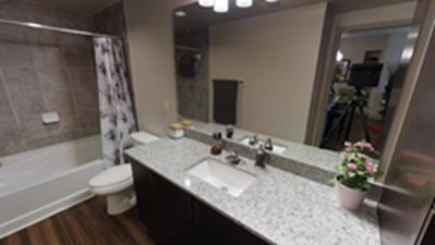 Bathroom at Listing #292765