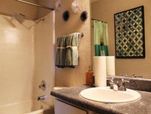 Bathroom at Listing #140908