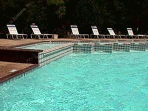 Pool Area at Listing #137635