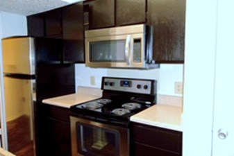 Kitchen at Listing #135936