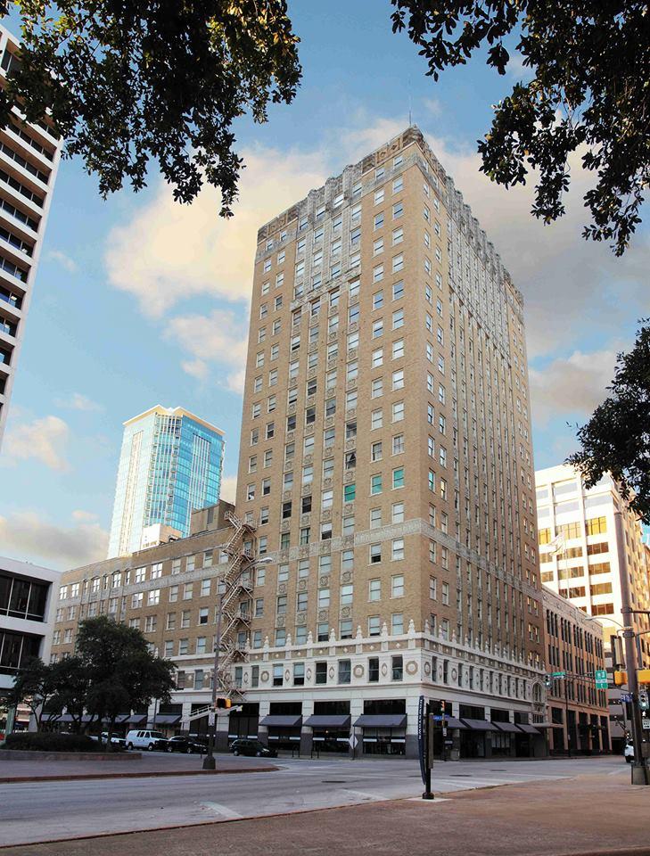 Historic Electric Building Apartments 76102 TX
