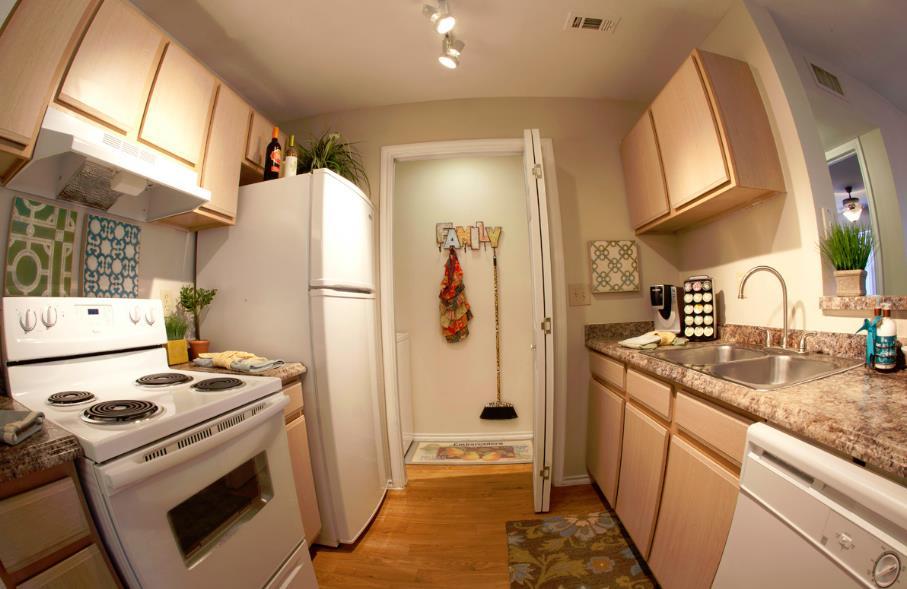 Kitchen at Listing #143399