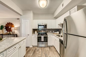Kitchen at Listing #137808