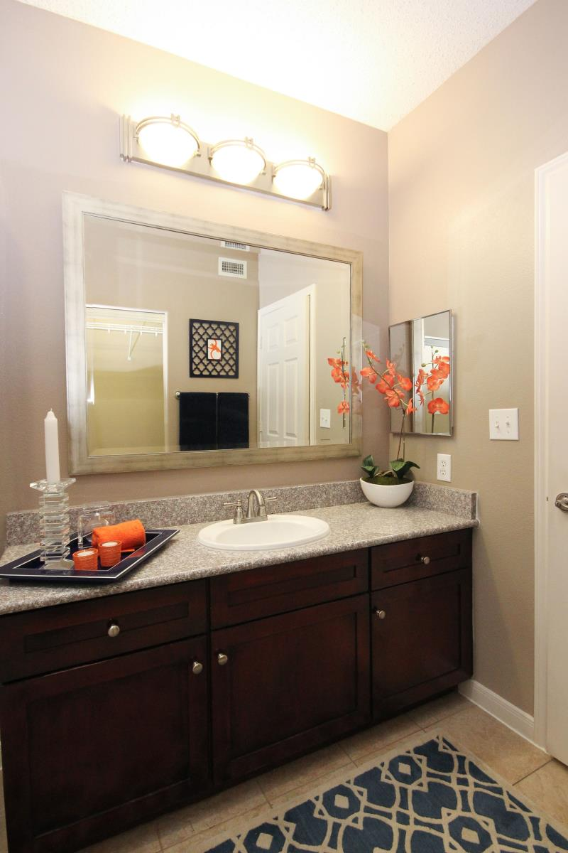 Bathroom at Listing #144200