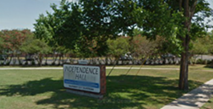 Entrance at Listing #139406