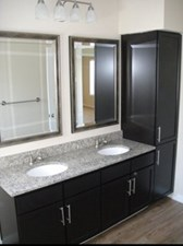 Bathroom at Listing #138839