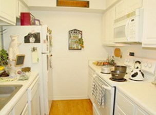 Kitchen at Listing #139153