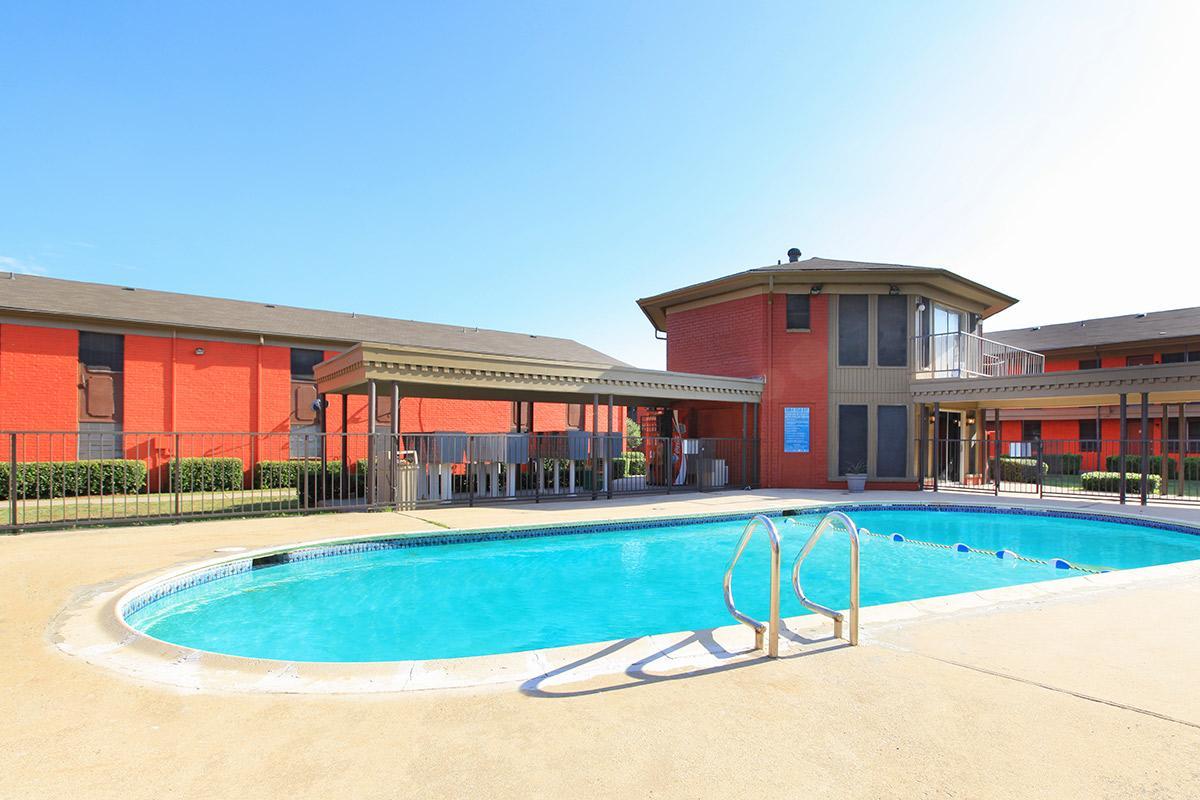 Pool at Listing #136493