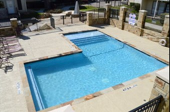 Pool at Listing #136354
