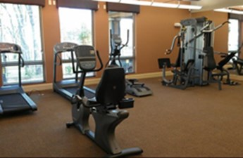 Fitness Center at Listing #137384