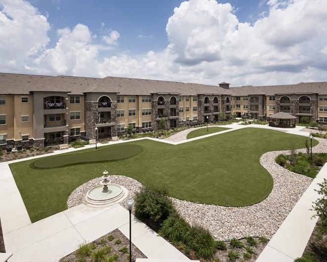 Trinity Courtyard Apartments